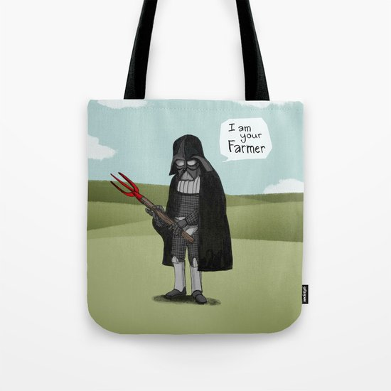 I am your Farmer Tote Bag