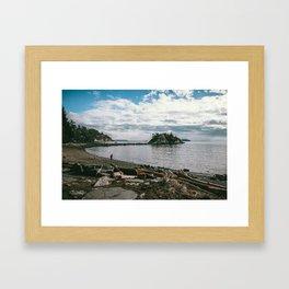 Whytecliff Park Framed Art Print