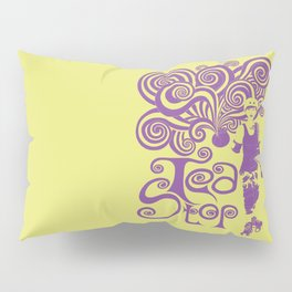 Tea Stop Pillow Sham