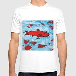 Red Fish T-shirt