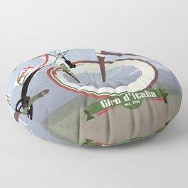GIRO D'ITALIA  Floor Pillow