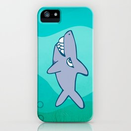 Tiburon iPhone Case