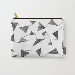 Triangle Barf Carry-All Pouch