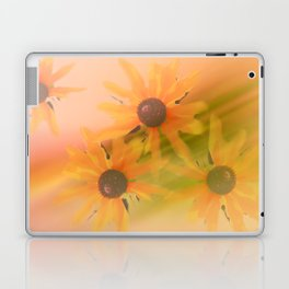 4 Sunflowers Laptop & iPad Skin