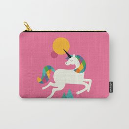 To be a unicorn Carry-All Pouch