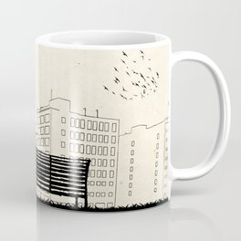 Tom's Favourite Spot — Angels Knoll Park, LA — (500) Days of Summer Coffee Mug