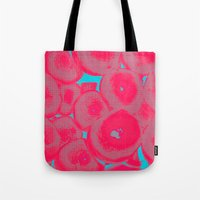 fruit Tote Bags featuring Fruit by Serena Gailey