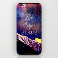 coldplay iPhone & iPod Skins featuring A Sky Full of Stars - for iphone by Vertigo