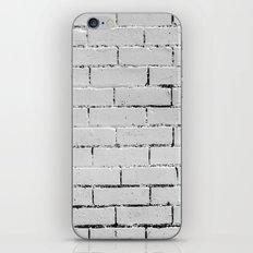 Whitewash iPhone & iPod Skin