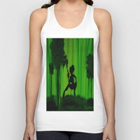 astrology Tank Tops featuring The Astrology  sign Sagittarius by Krista May