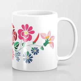 Hungarian floral motifs Coffee Mug