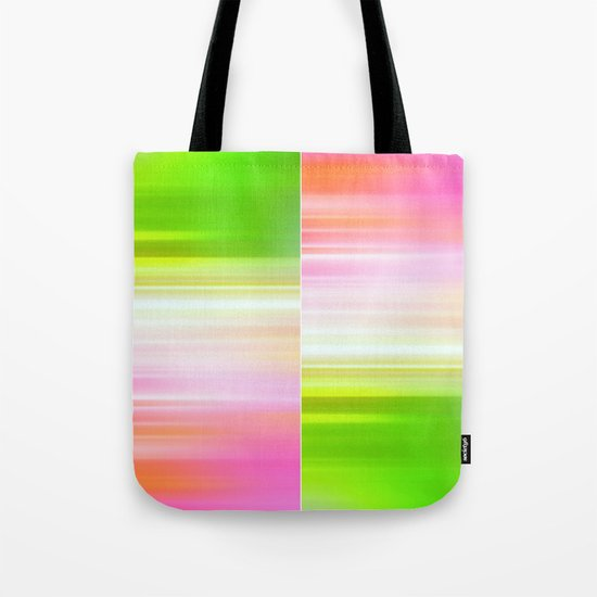 The Sound of Light and Color II Tote Bag