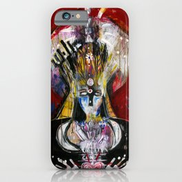 My Kingdom Come iPhone Case