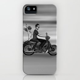 The Ride iPhone Case