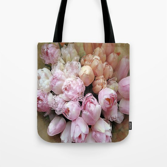 Tulips from Amsterdam Tote Bag