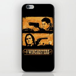 The Winchesters iPhone Skin