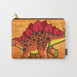 Lil' Stegosaurus Carry-All Pouch