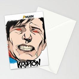 Krypton! Stationery Cards