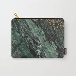 Forest Textures Carry-All Pouch