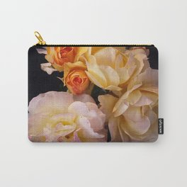 Glass House Roses Carry-All Pouch