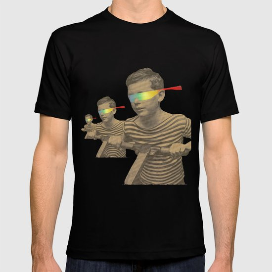 Occhiali cromodimensionali T-shirt