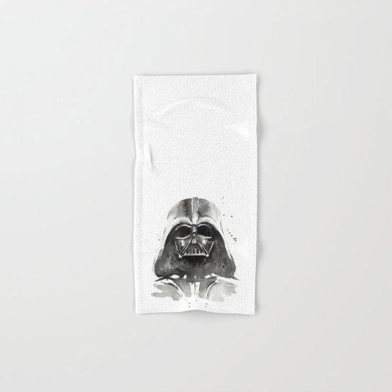 Darth Vader Hand & Bath Towel