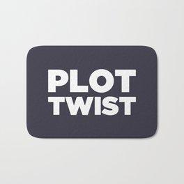 Plot Twist Bath Mat