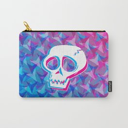 Cracked Skull Carry-All Pouch