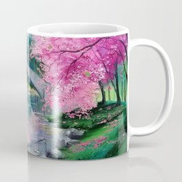 Flowering cherry Coffee Mug