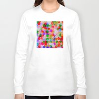 circles Long Sleeve T-shirts featuring *Circles***** by Mr and Mrs Quirynen