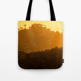 Favelas in Rio Tote Bag