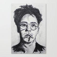Robert Downey Jr. Canvas Print