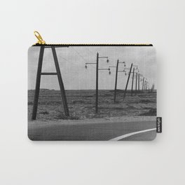 without a destination  Photo by Andrea Scuratti Carry-All Pouch