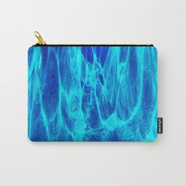 473 - Abstract water design Carry-All Pouch