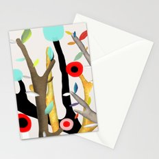 Woodland Poppy Botanical Stationery Cards