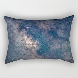 Milky Way Core Rectangular Pillow
