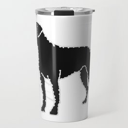 I have Connected the BOXER Doggy Dots! Travel Mug