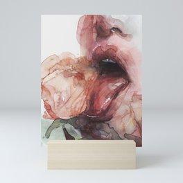 rose taste Mini Art Print