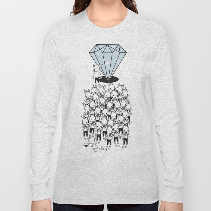 I GOTTA BIG DIAMOND  Long Sleeve T-shirt