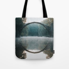 The Devil's Bridge - Landscape and Nature Photography Tote Bag