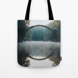 The Devil's Bridge - Landscape and Nature Photography Tote Bag