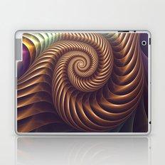 The Golden Spiral Laptop & iPad Skin
