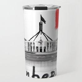 I love Canberra Travel Mug