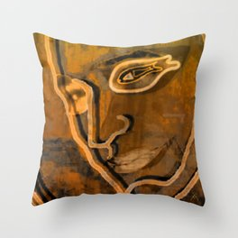 In the Imagine Zone Throw Pillow