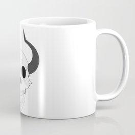 Demon Skull Coffee Mug