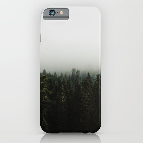 Stevens Pass iPhone & iPod Case