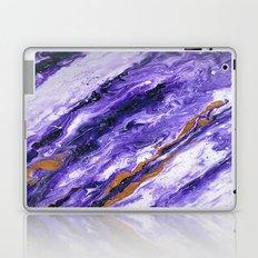 Chevron Amethyst 2 Laptop & iPad Skin