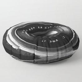 RETRO REFLEX CAMERA Floor Pillow