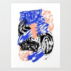 drugs1 Art Print