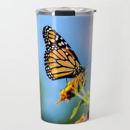 Monarch Visitor Travel Mug